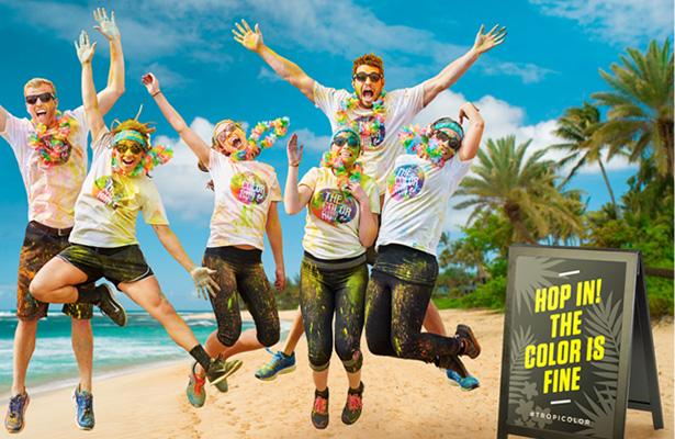 Tropicolor Tour